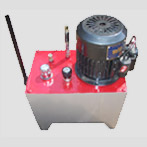 Hydraulic Power-Pack System for Lifts
